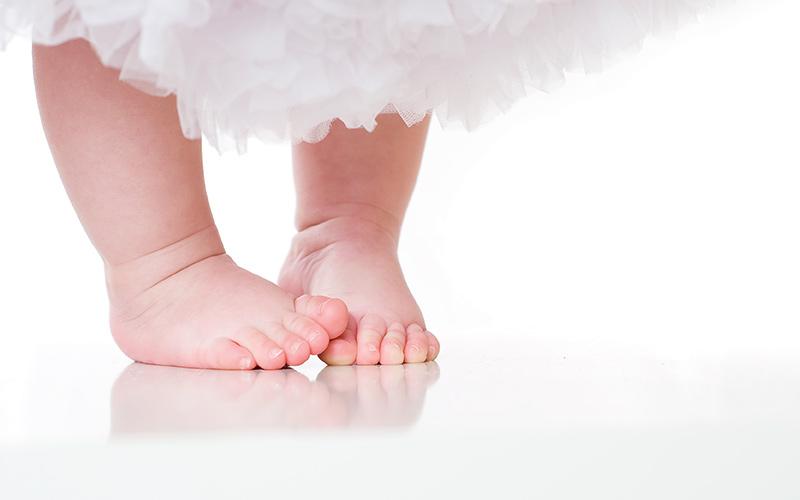 ฝันเห็นเท้า