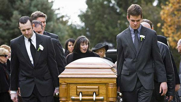 ฝันว่าได้ไปงานศพ